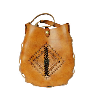 Indian Leather Bag