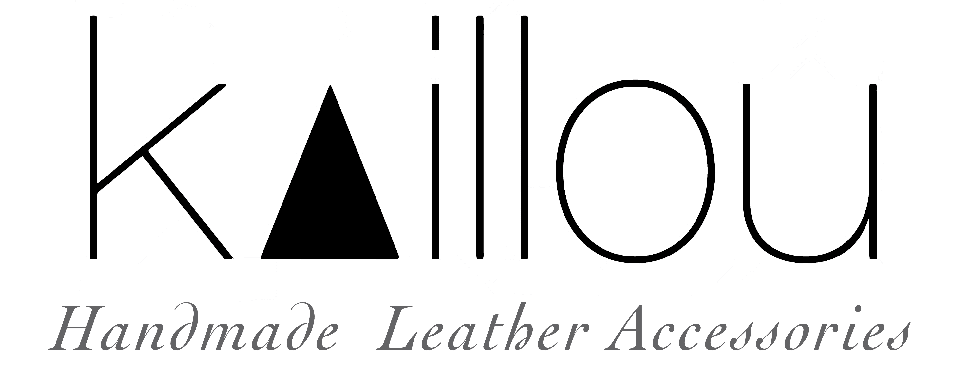 Kaillou – Handmade Leather Accessories
