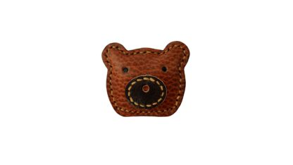 Bear Pin Brown 1