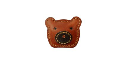 Bear Pin Brown 2