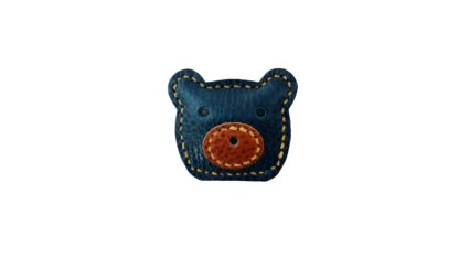 Bear Pin Blue