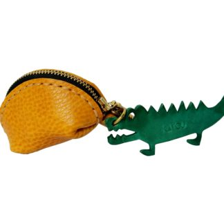 Alligator Coin Case