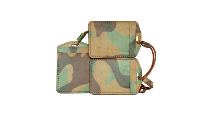 Camouflage Card Case
