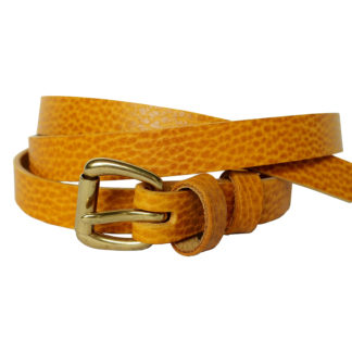 skinny belt lemon